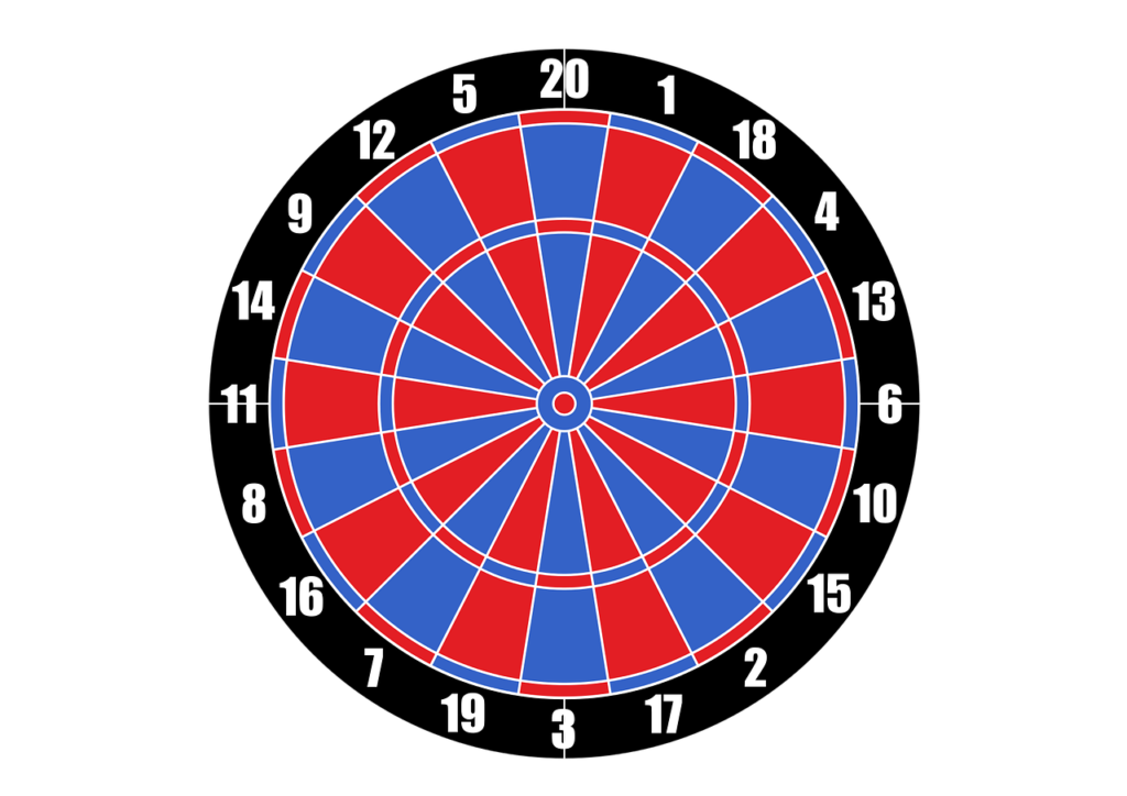 Safety And Weight Rules Any Dart Board That